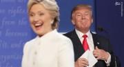 عکس/ آخرین مناظره ریاستجمهوری آمریکا