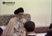 فیلم/ خاطره رهبر انقلاب از اولین روز مدرسه