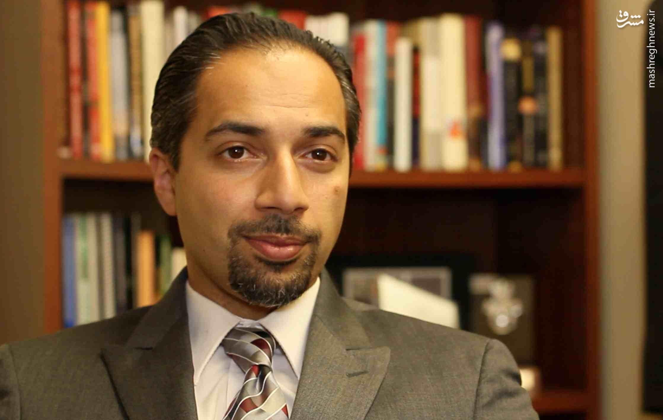 سخنگوی فارسی زبان جدید آمریکا