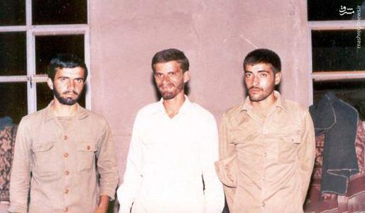 عکس/ مداح معروف تهران در زمان جنگ