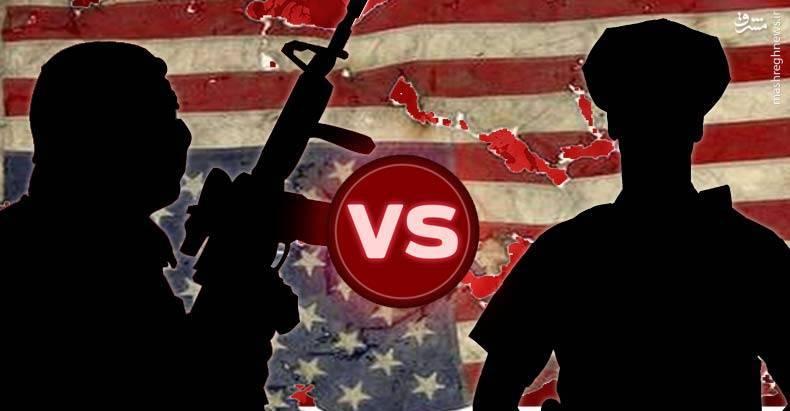 پلیس آمریکا هشت برابر خطرناکتر از داعش است