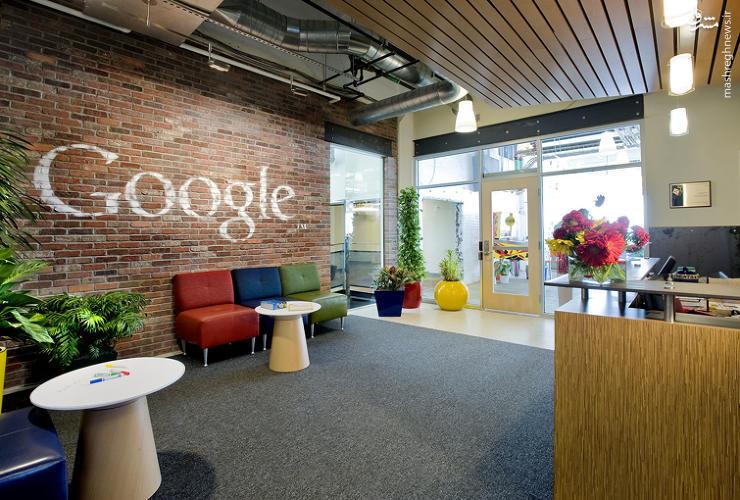 تصاویر دیدنی از دفاتر شرکت گوگل