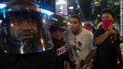 تداوم حملات خشونتآمیز پلیس آمریکا به سیاهپوستان شارلوت + تصاویر و فیلم