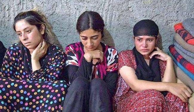 داعش زنان ایزدی را در حراجی عربستان میفروشد