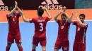 ایران به جمع چهار تیم برتر دنیا پیوست/ دو گام مانده به قهرمانی