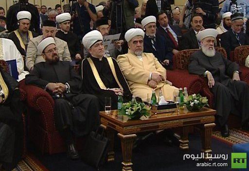 چرا سعودیها از کنفرانس چچن به وحشت افتادند/ اتحاد اهل سنت برای مقابله با تفکر وهابیت +عکس/ اماده انتشار / اقای غلامی