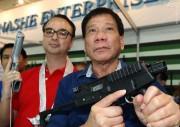 رییس جمهور فیلیپین: به دنبال اتحاد با روسیه و چین هستم