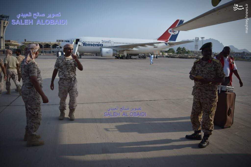 ورود صدها مزدور سودانی جدید به یمن+عکس