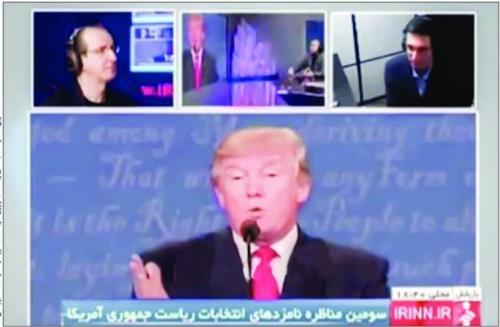 مدیر خبر شبکه خبر: بی بی سی فارسی در ترجمه مناظره حسابی گاف داد!
