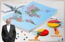 ترازوی دیپلماسی ظریف به سمت کدام قاره و کشور سنگینی میکند؟ + جدول و نمودار