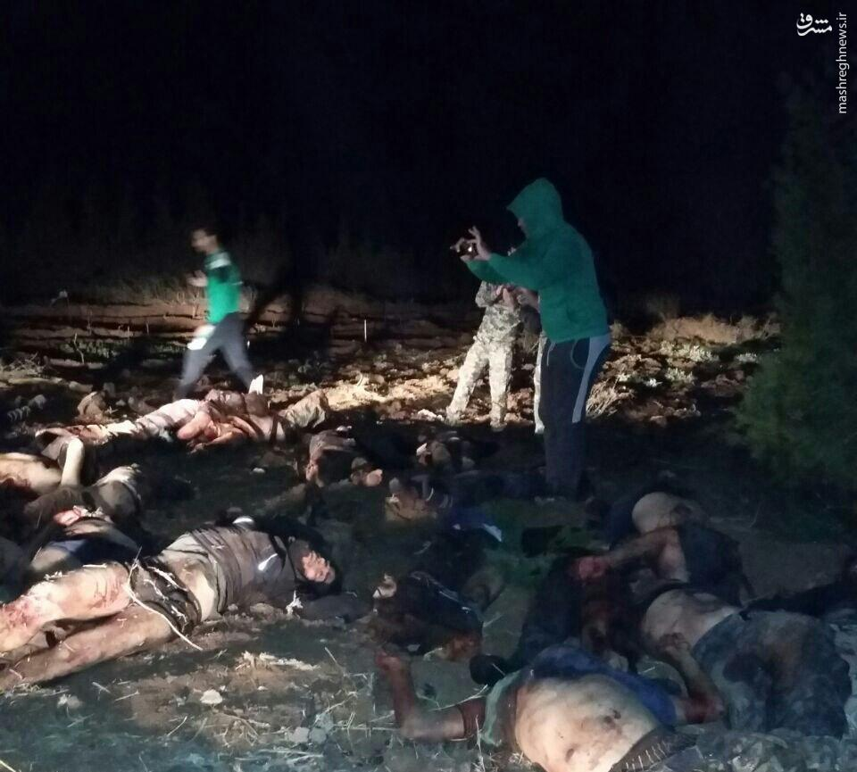 هجوم تروریستها به غرب حلب جفت پوچ و دیگر هیچ!/ارتش غوطه غربی دمشق را دوپاره کرد/قطع دسترسی تروریستهای دمشق به مرز فلسطین اشغالی/پیشروی ارتش در شمال حماه/هلاکت 50 تروریست در درعا/آماده انتشار