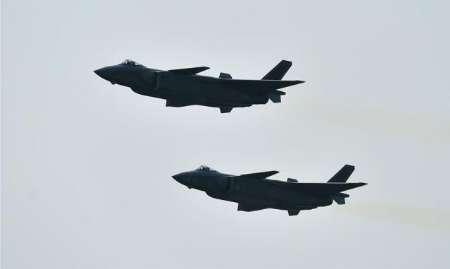 اولین نمایش عمومی جنگنده جی 20+عکس