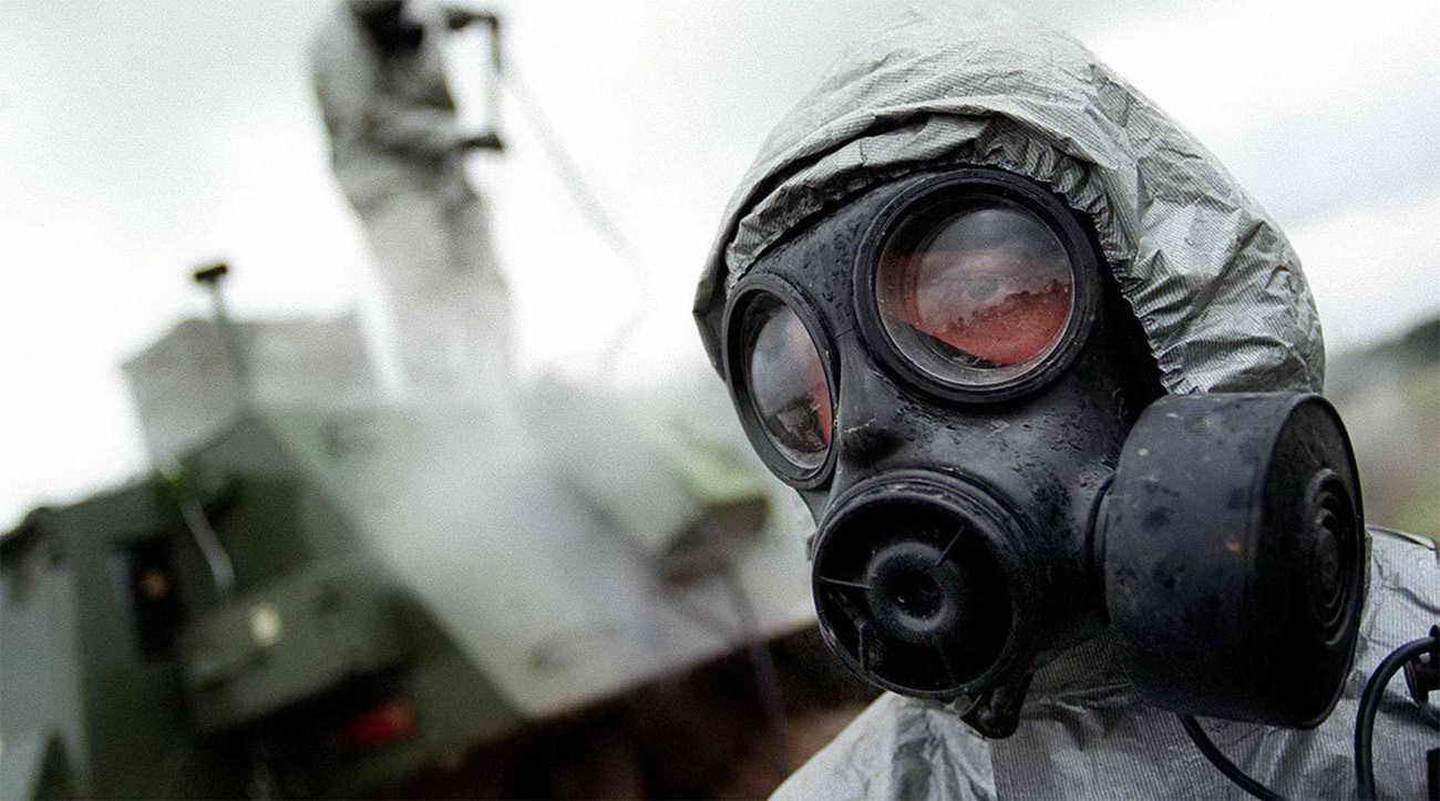 حربه جدید غرب برا متوقف کردن عملیان حلب/ چرا بوی شیمیایی از سوریه به مشام میرسد