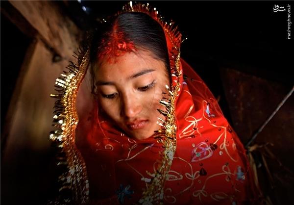 هر هفت ثانیه یک دختر زیر 15 سال ازدواج میکند