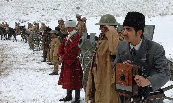 کارگردان «یتیم خانه ایران»: خدای 57 نمرده است