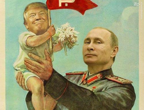 احتمال زیادی دارد ترامپ برجام را پاره کند/ سیاست خارجی ترامپ فقط علیه ایران تهاجمی است/ الیگارشهای آمریکایی ترامپ را رئیسجمهور کردند/ جورج سوروس خیابانهای آمریکا را به آشوب خواهد کشید/ ترامپ و کلینتون؛ یک «فاشیست» و یک «فاشیست روانی فاسد جنگطلب»/ خطر نظامیگری هار ترامپ برای آمریکاییها