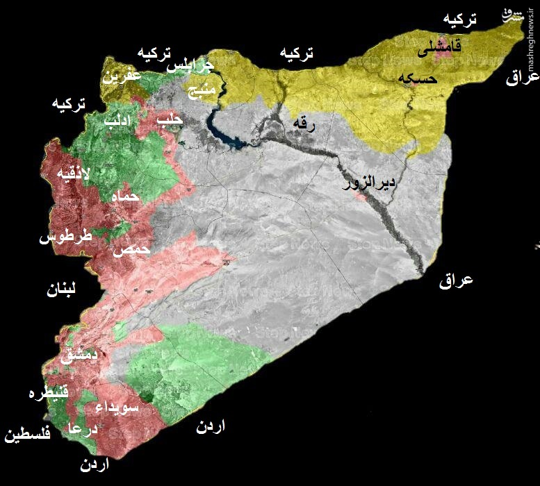 شکست عملیات لهیب حرمون گروه های تکفیری در قنیطره/عملیات هجومی محور مقاومت در غرب حلب/آماده باش کامل ناوگان روسی برای مشارکت در عملیات حلب/آمادگی سه گروه تروریستی برای آتش بس در حلب/حمله مجدد اسراییل به ارتش سوریه/در حال ویرایش