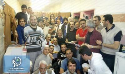 منافقین و پروسه جاسوسی عمیق در زندان +عکس