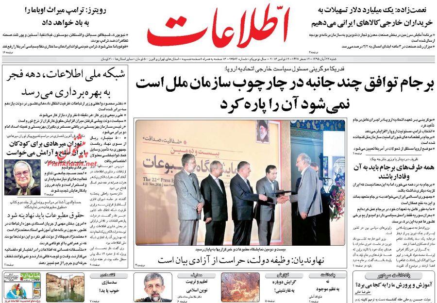 بیعملی وزارتخارجه در خصوص شرط اول رهبری در اجرای برجام کار دست دولت داد