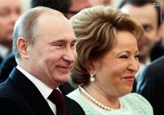 قدرتمندترین زن روسیه مهمان تهران میشود