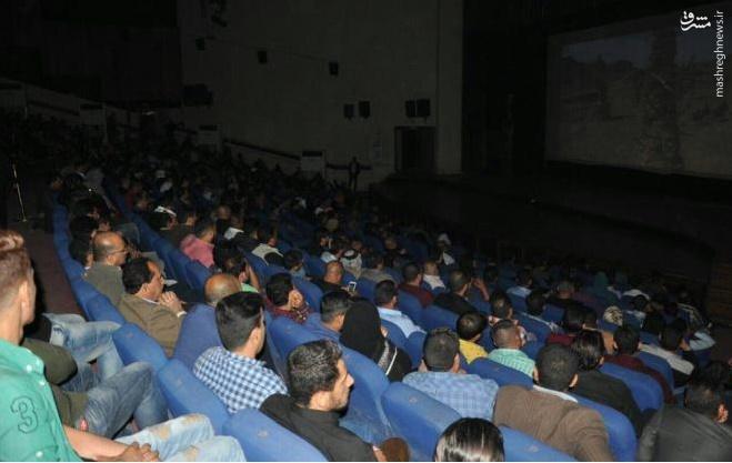 استقبال از فیلم محمد رسول الله(ص) در بغداد +عکس