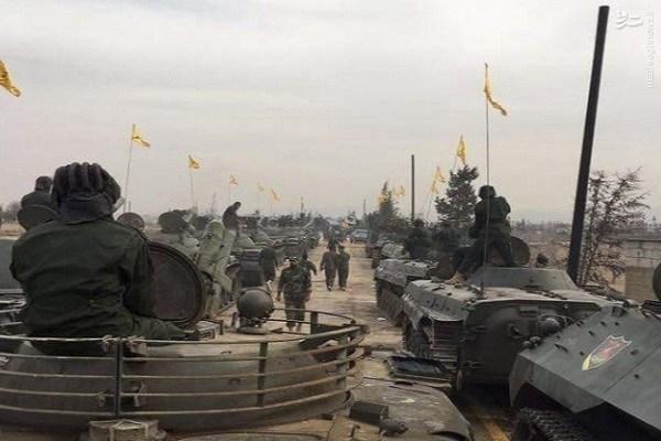 اهداف منطقهای استراتژیکترین مانور حزبالله در سوریه//آماده