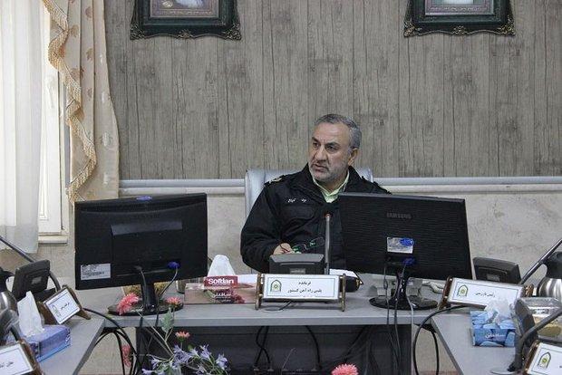 اقدامات پلیس راهآهن کشور برای تامین امنیت زائران اربعین