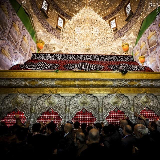 اربعین- میلیونها نفر برمی خیزند تا به آخرین ندای امام حسین لبیک بگویند