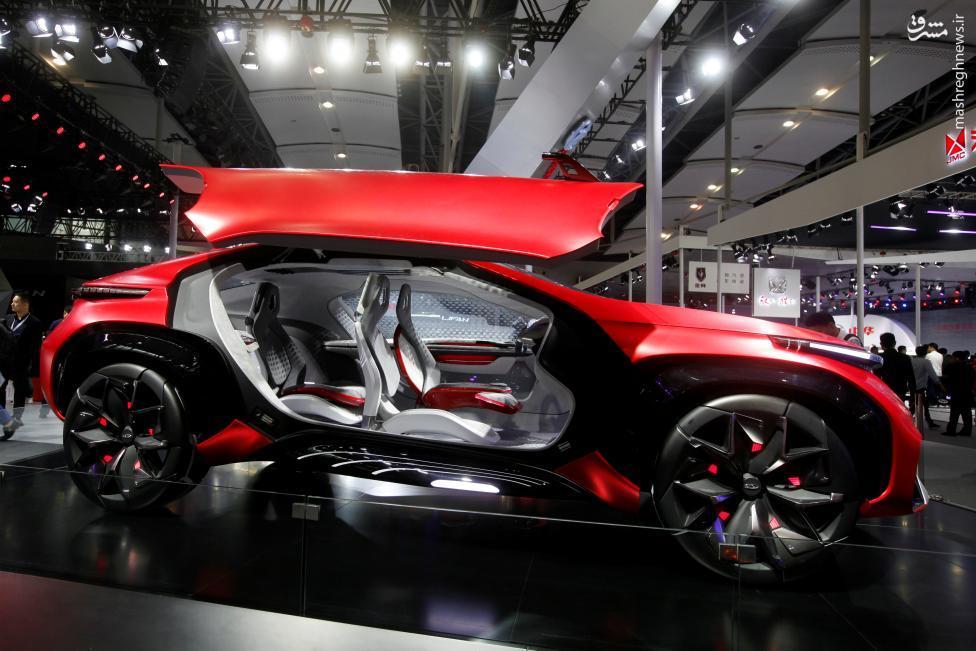 چهاردهمین نمایشگاه خودرو گوانجو