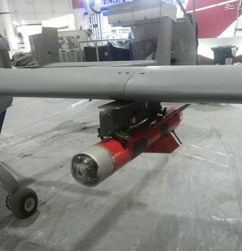 بازگشت «حماسه» با طراحی و سامانههای جدید/ موشکهای «شلیک کن، فراموش کن» برای پهپاد ویژه ایرانی +عکس