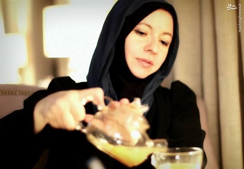 روایت دختر روس از حجاب