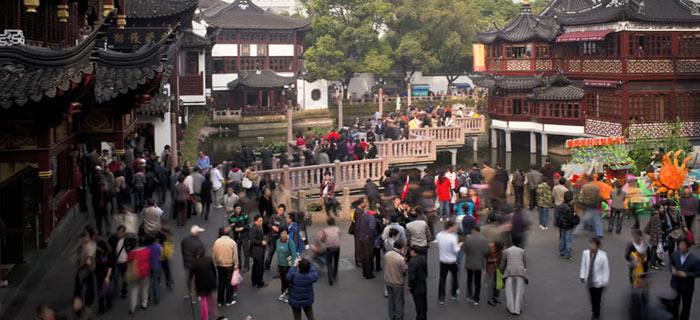 به پرجمعیت ترین کشور جهان، چین سفر کنید +عکس