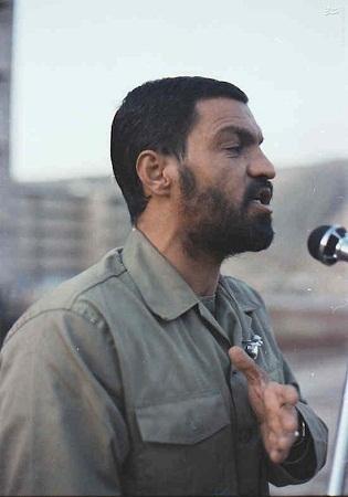 وقتی صدای «حاج احمد» لرزید و بغضش ترکید