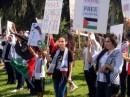 غالب شدن جوّ «ضد اسرائیلی» در دانشگاههای آمریکا
