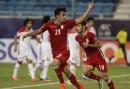 تیم ملی جوانان ایران به جام جهانی صعود کرد/ فریاد «یا حسین» در قلب بحرین/ ارتش جوان ایران در انتظار سعودیها در منامه +فیلم