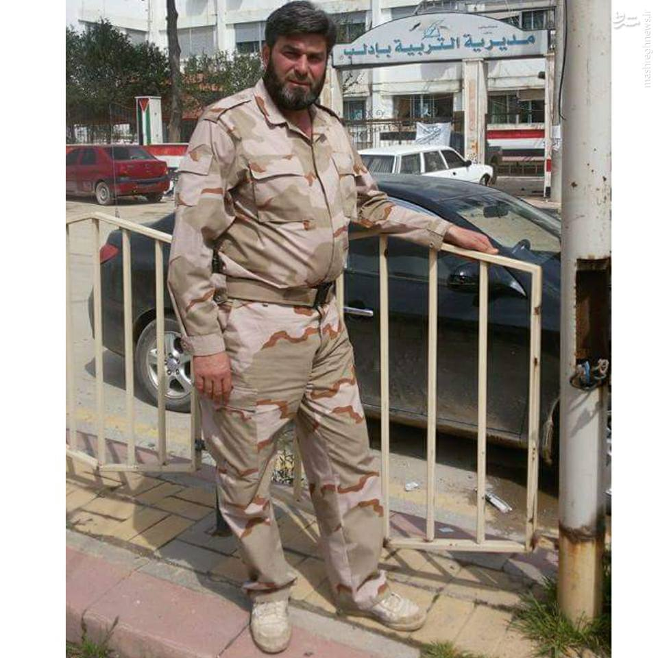 ترور مسئول امنیتی ارتش آزاد در ادلب+عکس