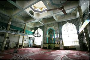 میخانهای که مسجد شد