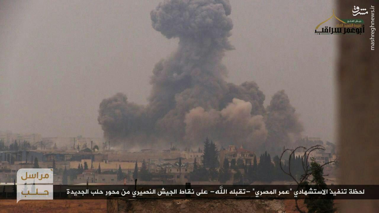 هجوم تروریستها به غرب حلب جفت پوچ و دیگر هیچ!/ارتش غوطه غربی دمشق را دوپاره کرد/قطع دسترسی تروریستهای دمشق به مرز فلسطین اشغالی/پیشروی ارتش در شمال حماه