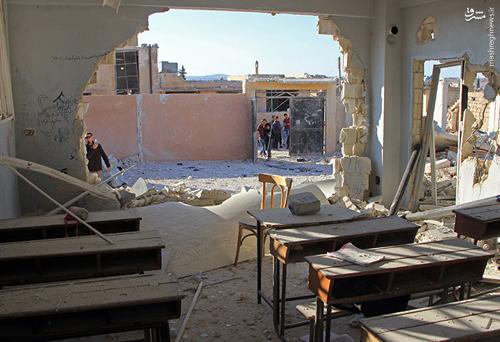 کلاهسفیدهای روسیاه در سوریه چه میکنند+فیلم و عکس