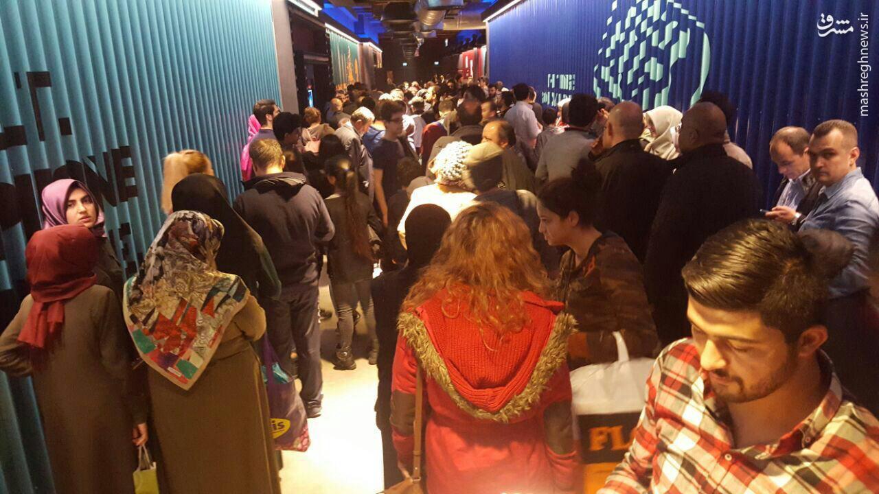 المانیتور: جنجال در ترکیه بر سر فیلم «محمد(ص)»