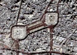 تازهترین جلوههای حماسه پیادهروی اربعین از مدار زمین + تصاویر ماهوارهای