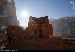 عکس/ قلعه تاریخی ماکو