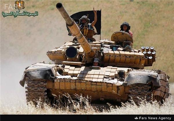 آشنایی با مهمترین تانک ارتش سوریه؛ از نبرد با اسرائیل تا جدال با تروریستها+تصاویر