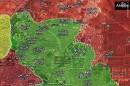 کمر تروریستها در شرق حلب شکست/ آزادسازی منطقه هنانو پس از 4 سال/ شبکه آب شرب حلب از سیطره تروریستها خارج شد/ حمله ترکیه به شهرک شیعهنشین الزهراء + فیلم، عکس و نقشه