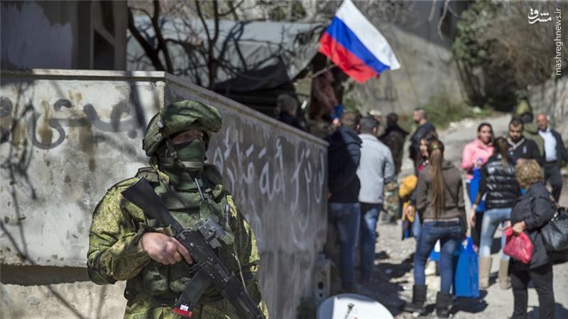 بازی پرخطر بر سر سوریه، همزمان با پیشروی محور ایران-روسیه