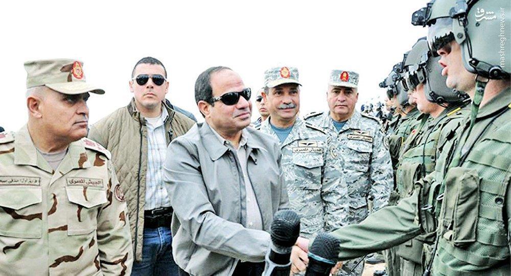 چرا رئیس جمهور مصر از بشار اسد حمایت میکند/ پشت پرده روی گردانی «السیسی» از آل سعود/آماده انتشار/ آقای غلامی