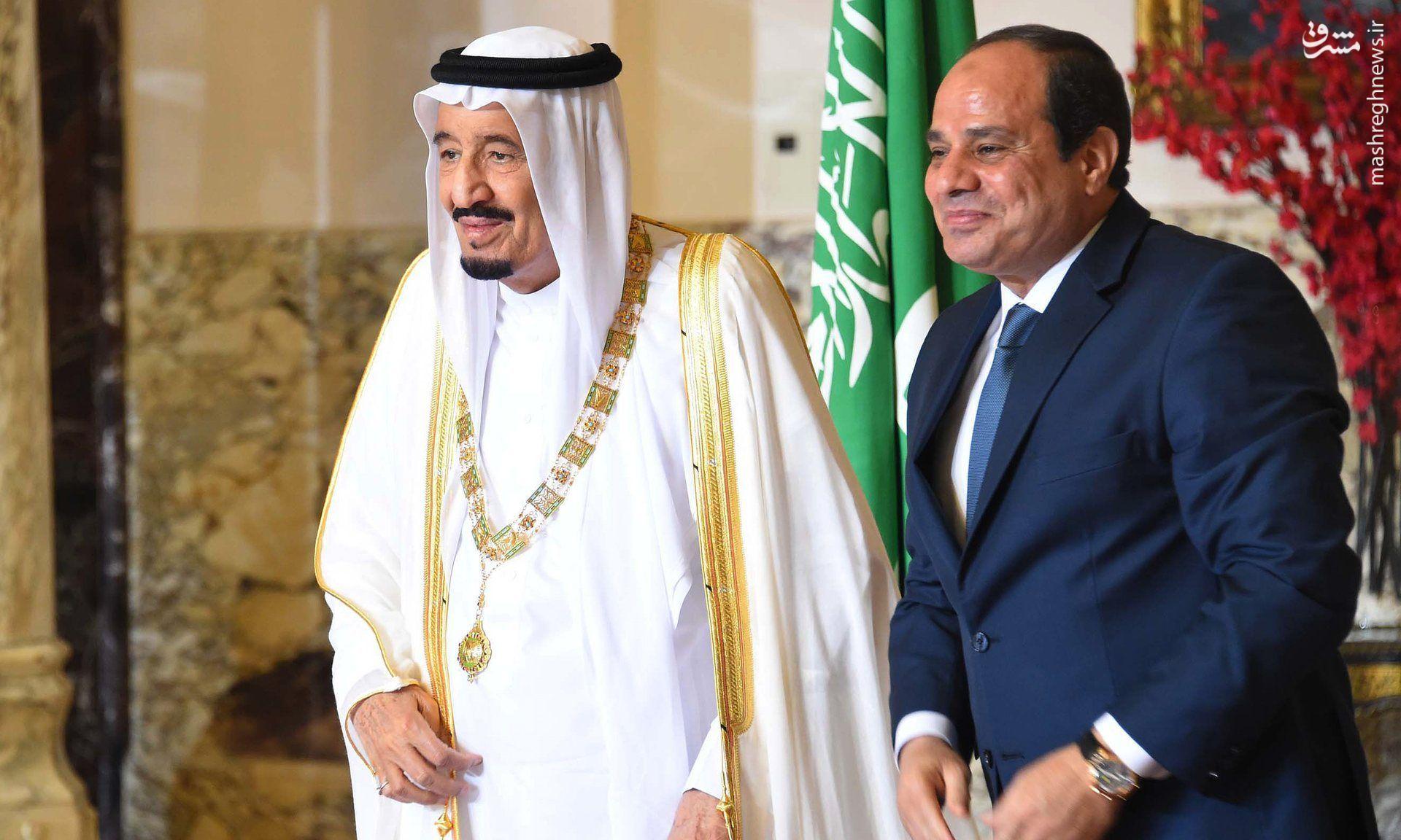 چرا رئیس جمهور مصر از بشار اسد حمایت میکند/ پشت پرده روی گردانی «السیسی» از آل سعود