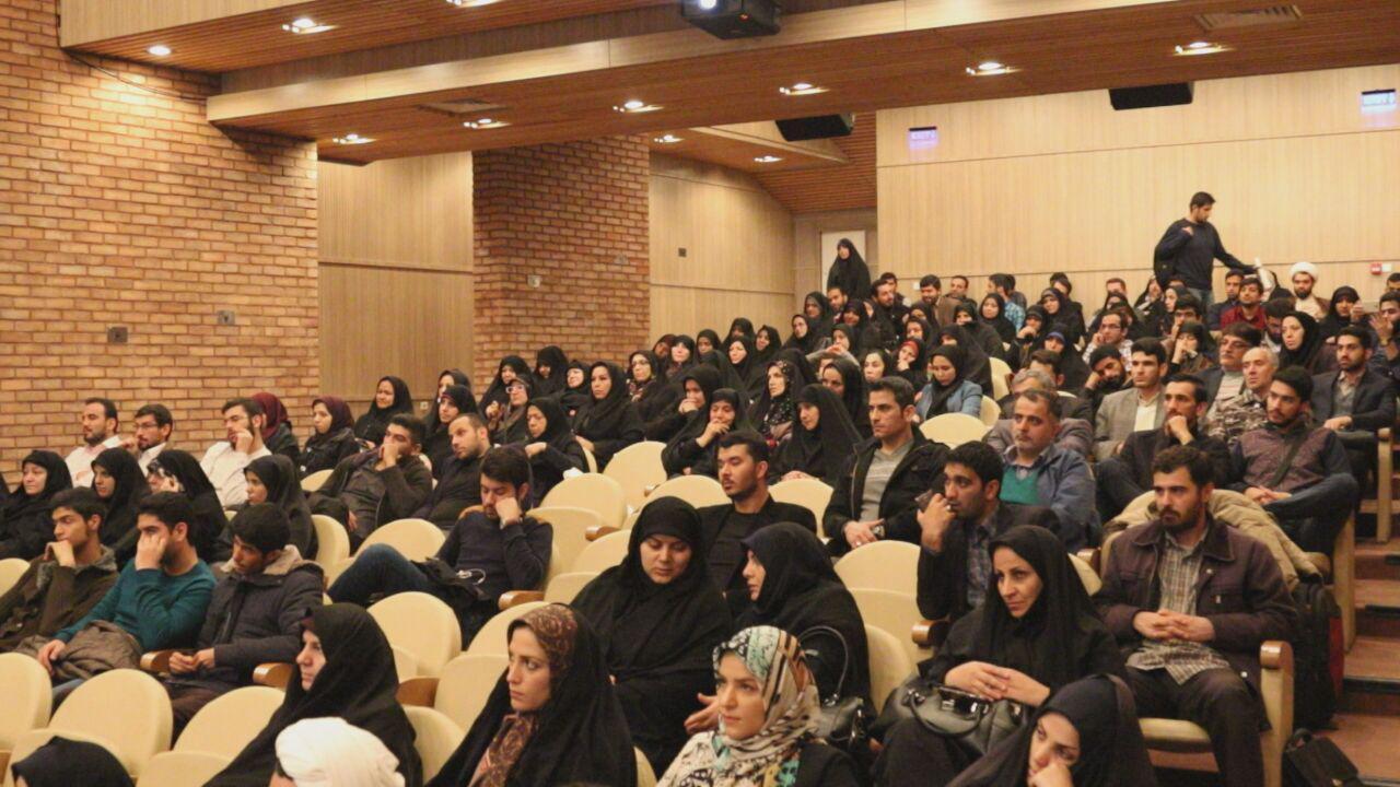 مراسم رونمایی از تندیس مجاهد آسمانی حاج عبدالله