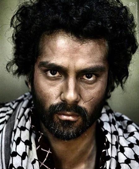 عکس/ گریم ساعد سهیلی برای فیلم «ماهور»