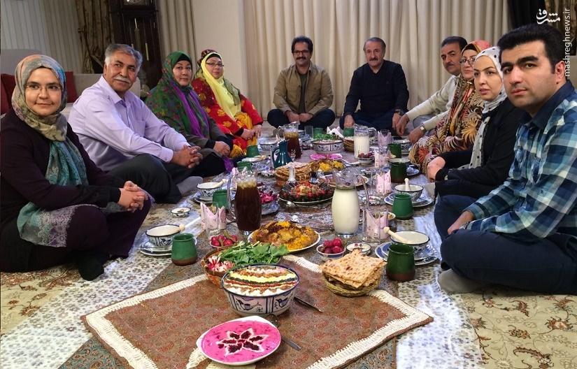 مهران رجبی مجری شبکه سه شد +عکس